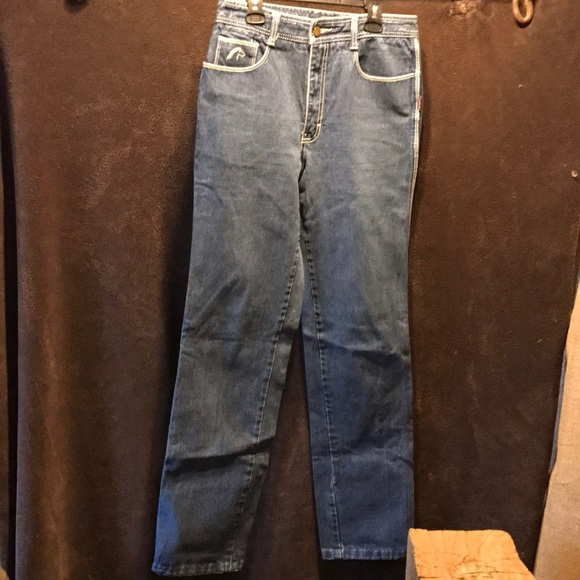 3aff193b Jordache Jeans | Mens Vintage Size 31 White Thread | Poshmark